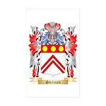 Skilman Sticker (Rectangle 10 pk)