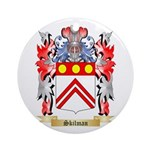 Skilman Round Ornament