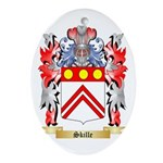 Skille Oval Ornament