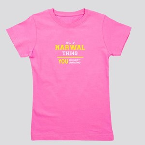 NARWAL Girl's Tee