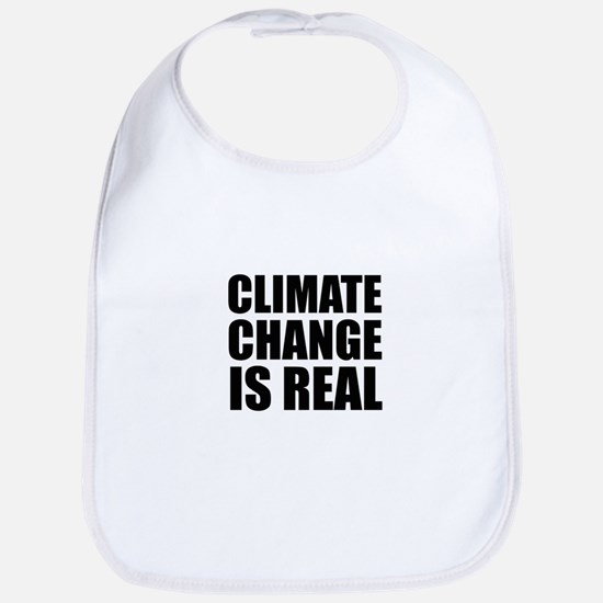 Climate Change is Real Bib