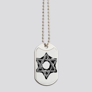 star of david Dog Tags