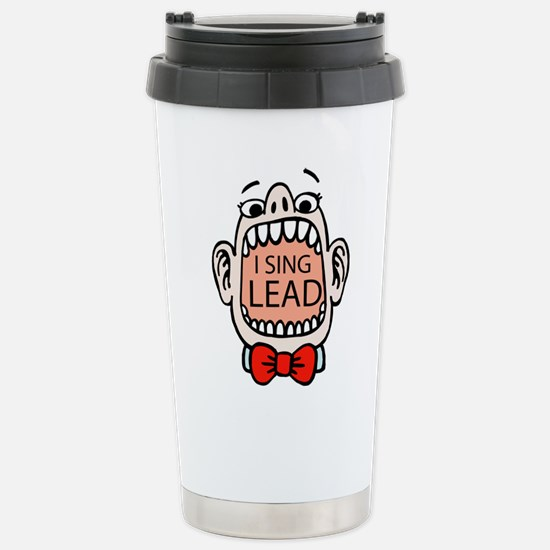 Barbershop Lead Singer Mugs