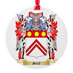 Skill Round Ornament