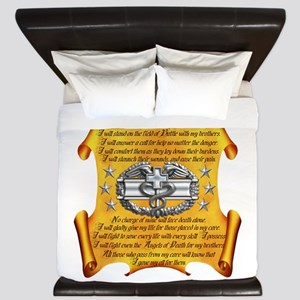 Harvest Moons Medic's Ode King Duvet