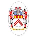Skiles Sticker (Oval 10 pk)