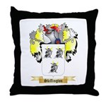 Skiffington Throw Pillow