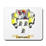 Skiffington Mousepad