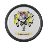 Skiffington Large Wall Clock