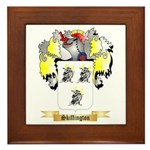 Skiffington Framed Tile