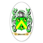 Skerrett Sticker (Oval 50 pk)