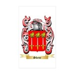 Skene Sticker (Rectangle 50 pk)