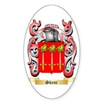 Skene Sticker (Oval 50 pk)
