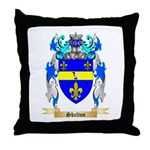 Skelton Throw Pillow