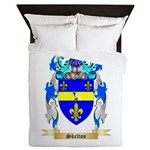 Skelton Queen Duvet