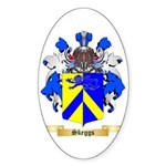 Skeggs Sticker (Oval)