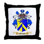 Skeggs Throw Pillow