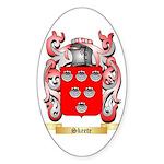 Skeete Sticker (Oval 50 pk)