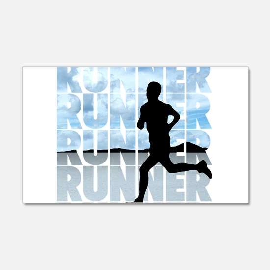 runner.png Wall Decal