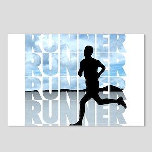 runner Postcards (Package of 8)