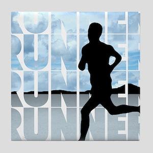 runner Tile Coaster