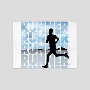 runner 5'x7'Area Rug