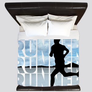 runner King Duvet