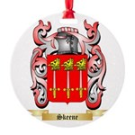 Skeene Round Ornament