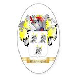 Skeavington Sticker (Oval 10 pk)