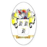 Skeavington Sticker (Oval 50 pk)