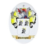 Skeavington Oval Ornament