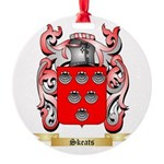 Skeats Round Ornament