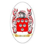 Skeats Sticker (Oval 50 pk)