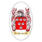 Skeate Sticker (Oval)