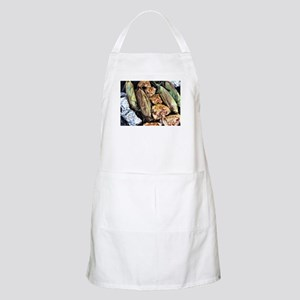 Simple Outdoor Grilling Light Apron