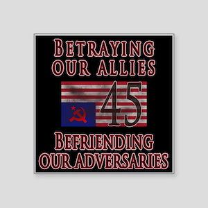 Betrayal Sticker