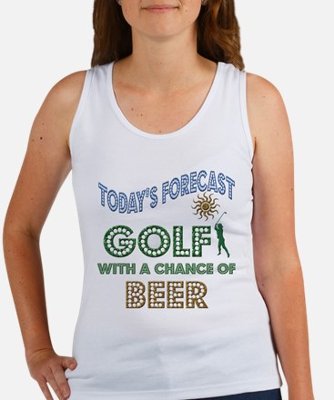Today's Forecast Tank Top