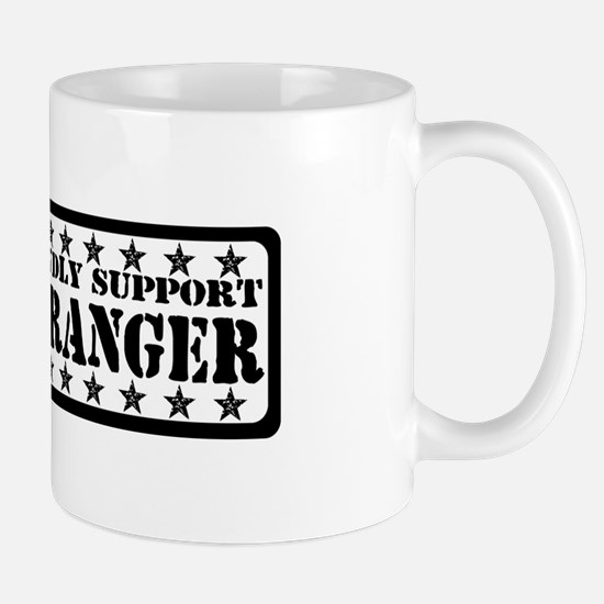 Proudly Support Rngr - ARMY Mug