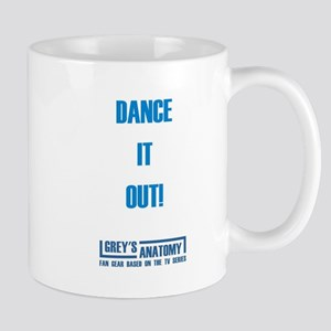 DANCE IT OUT! Large Mugs