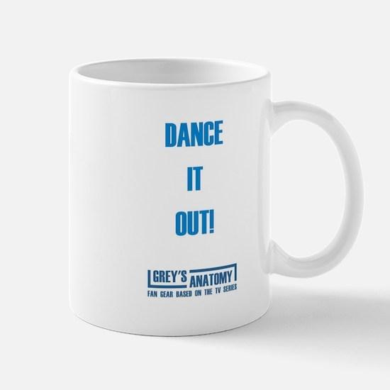 DANCE IT OUT! Large Mugs