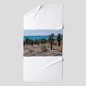 Galapagos Islands Beach Towel