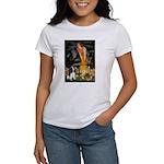 Fairies / Cavalier Women's T-Shirt