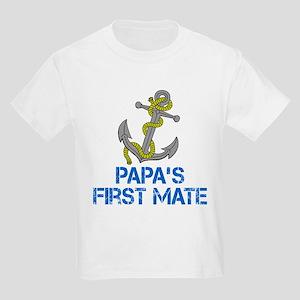 Papa First Mate T-Shirt