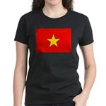 Viet Nam Women's Dark T-Shirt