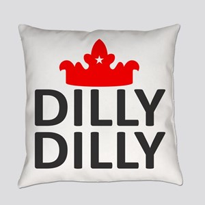Crown Dilly Dilly Everyday Pillow