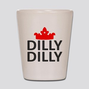 Crown Dilly Dilly Shot Glass