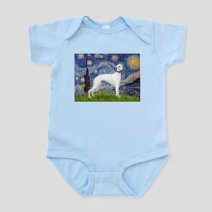 Starry Night / Whippet Infant Bodysuit