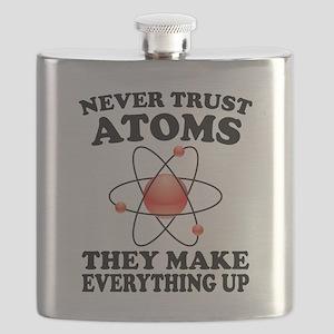 Never Trust Atoms Flask