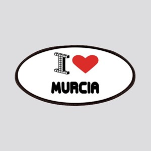 I Love Murcia City Patch
