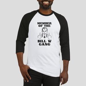 Bill W Gang Baseball Jersey